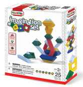 "Конструктор WEDGITS ""Imagination Set"" 25 деталей"